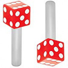 Red Dice Door Pulls