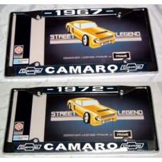 Camaro with Year