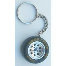 Hot Rod Slick Key Chain